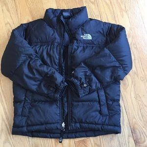 Boys North Face Jacket size 6
